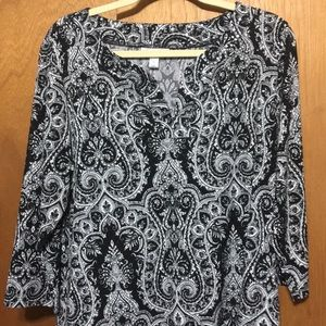 Dress Barn blouse